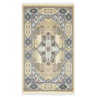 Liverpool Nain 3' x 5' Area Rug in Beige