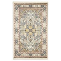 Liverpool Nain 5' x 8' Area Rug in Ivory