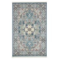 Liverpool Nain 5' x 8' Area Rug in Blue