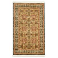 Unique Loom Lincoln Palace 3'3 x 5'3 Area Rug in Blue