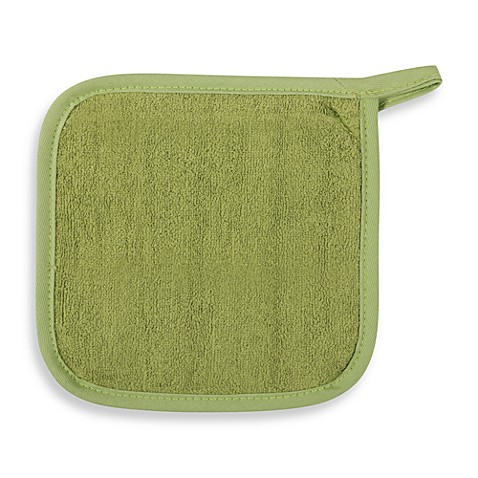 Pot Holder in Green