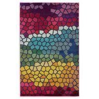 Unique Loom Palace Barcelona 5' x 8' Multicolor Area Rug