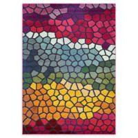 Unique Loom Palace Barcelona 7' x 10' Multicolor Area Rug