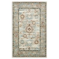 Unique Loom Laguna Cambridge 5' X 8' Powerloomed Area Rug in Beige