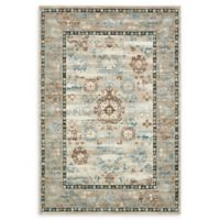 "Unique Loom Laguna Cambridge 6'10"" X 10' Powerloomed Area Rug in Beige"