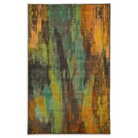 Unique Loom Lilly Barcelona 5' X 8' Powerloomed Area Rug