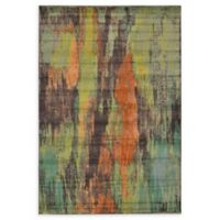 Unique Loom Lilly Barcelona 6' X 9' Powerloomed Area Rug