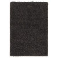 Unique Loom Calabasas Solo 2'2 x 3' Power-Loomed Accent Rug in Charcoal