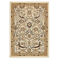 Unique Loom Cape Cod Isfahan 7' X 10' Powerloomed Area Rug in Ivory