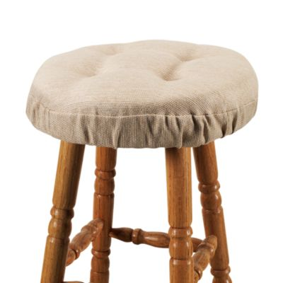 Klear Vu Bahama Barstool Cover in Wheat  sc 1 st  Bed Bath u0026 Beyond & Buy Padded Stool Covers from Bed Bath u0026 Beyond islam-shia.org