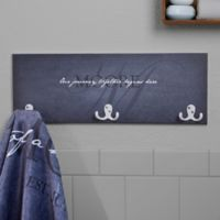 Heart of Our Home 3-Position Towel Hook