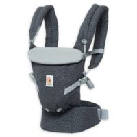 Ergobaby™ ADAPT Starry Sky 3-Position Baby Carrier in Dark Grey
