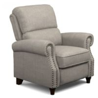 ProLounger® Push Back Recliner Chair in Grey