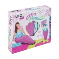 ALEX Toys DIY Knot-A Mermaid
