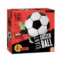MindWare Giant Inflatable Soccer Ball
