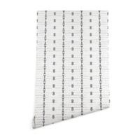 Deny Designs Holli Zollinger French Tribal 2-Foot x 4-Foot Peel and Stick Wallpaper