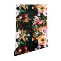 Deny Designs Marta Barragan Camarasa Garden Bouquets Peel and Stick Wallpaper