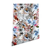 Deny Designs Marta Barragan Camarasa Bloom Meadow 2-Foot x 10-Foot Wallpaper