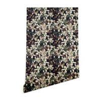 Deny Designs Cayenablanca Herbolarium 2-Foot x 4-Foot Peel and Stick Wallpaper