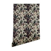 Deny Designs Cayenablanca Herbolarium 2-Foot x 8-Foot Peel and Stick Wallpaper