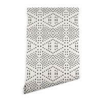 Deny Designs Holli Zollinger Boho Tile 2-Foot x 8-Foot Peel and Stick Wallpaper