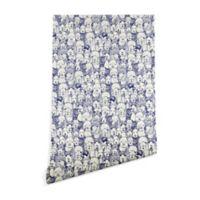 Deny Designs Sharon Turner Just Alpacas 2-Foot x 8-Foot Peel and Stick Wallpaper