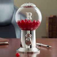 Classic Celebrations Monogram Executive Candy Dispenser