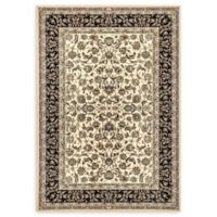Dynamic Rugs Tehran Traditional 2'2 x 4'3 Accent Rug in Ivory