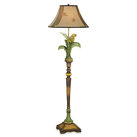 Kathy Ireland Home Tropical Parrot Floor Lamp - Bed Bath & Beyond