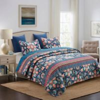 Piccadilly King Quilt Set