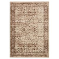 Unique Loom Istanbul Bosphorus 7' X 10' Powerloomed Area Rug in Cream