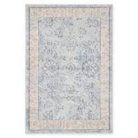 Unique Loom Hickory Kensington 2'2 X 3' Accent Rug in Light Blue