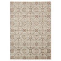 Unique Loom Himalaya Hamilton 7' X 10' Area Rug in Cream