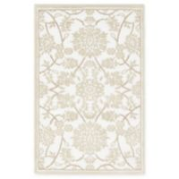 Unique Loom Himalaya Jefferson 2' X 3' Accent Rug in Snow White