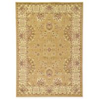 Unique Loom Jacksonville Agra 7' x 10' Area Rug in Tan
