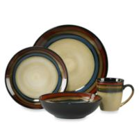 Pfaltzgraff® Galaxy Red 16-Piece Dinnerware Set