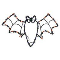 Bat Halloween Window Silhouettes (Set of 4)