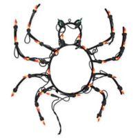 Halloween Spider Silhouette Window Decorations (Set of 4)