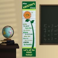 Personalized Little Learners Classroom Banner