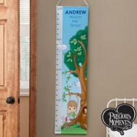 Personalized Precious Moments® Boy Growth Chart