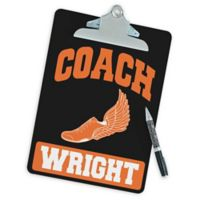 Track & Field Coach Clipboard