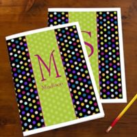 Polka Dots for Her Folders (Set of 2)