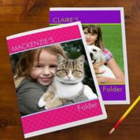 Photo Excitement Folders (Set of 2)