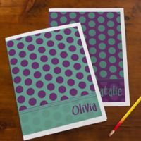 Trendy Polka Dots Folders (Set of 2)