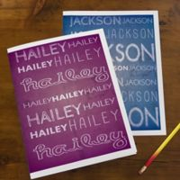 My Name Folders (Set of 2)
