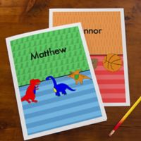 Just For Him Folders (Set of 2)
