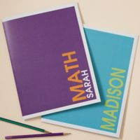 Bold Name Folders (Set of 2)