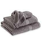 Simply Soft Hand Towel in Grey