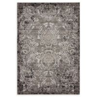 Unique Loom Manchester Transitional 6' X 9' Powerloomed Area Rug in Light Gray