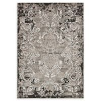 Unique Loom Manchester Transitional 7' X 10' Powerloomed Area Rug in Light Gray